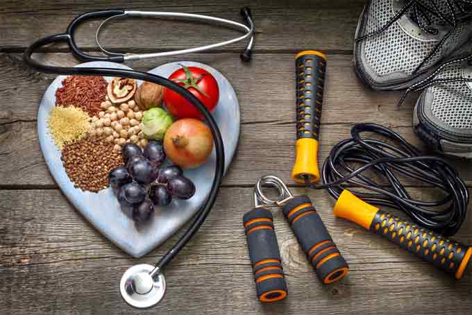 Starting a Heart Healthy Lifestyle
