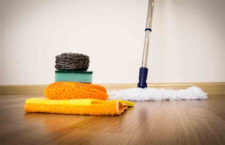The Proper Way to Clean Hardwood Floors