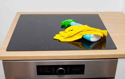 How to clean a hot plate