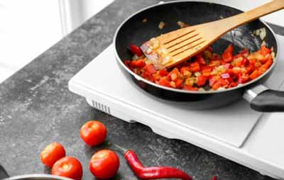 How to use a hot plate